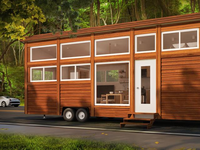 Mobile House Design