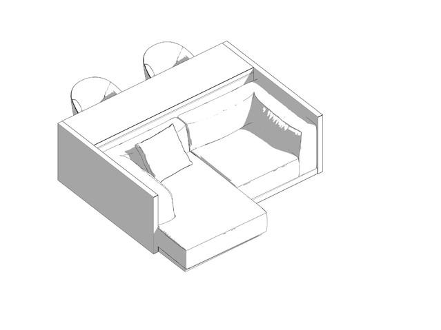 MULTIFUNCTIONAL SEATING DESIGN