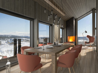 Vacation Cabin Design, Norway