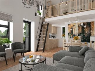 8X5 ECO-HOUSE, NORWAY