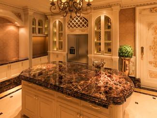 Buffet Interior Design