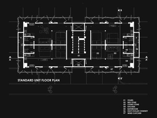 AFFORDABLE HOUSING TYPICAL PLAN