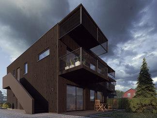 SNAPPHANEN HOUSING, SWEDEN