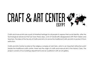 Craft & Art Center