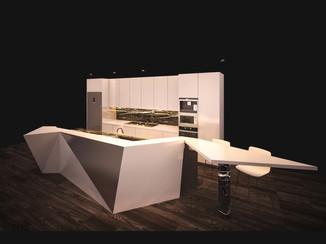 Kitchen Counter Design