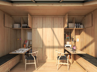 TINY ECO OFFICE