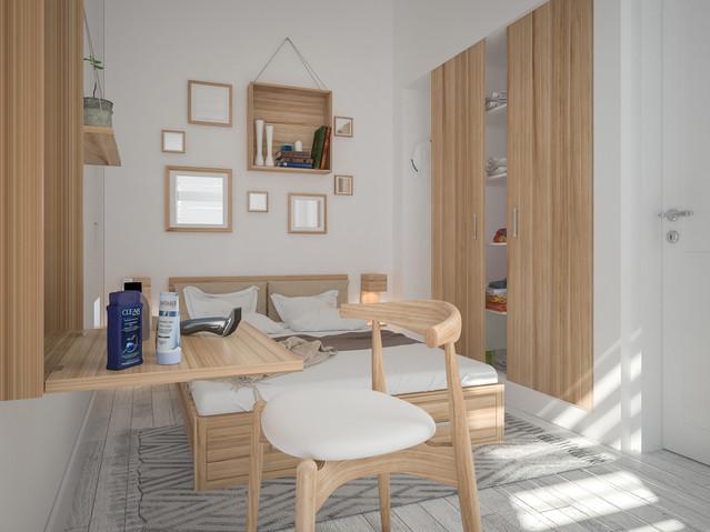 Eco-House Interior Design