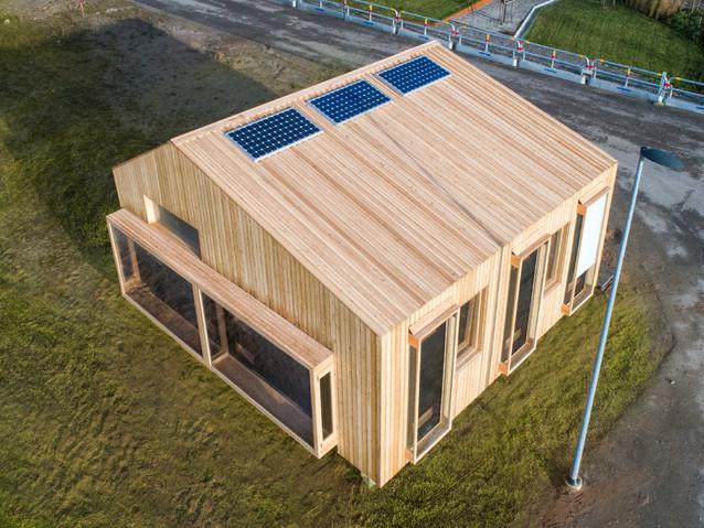 Eco House Sweden