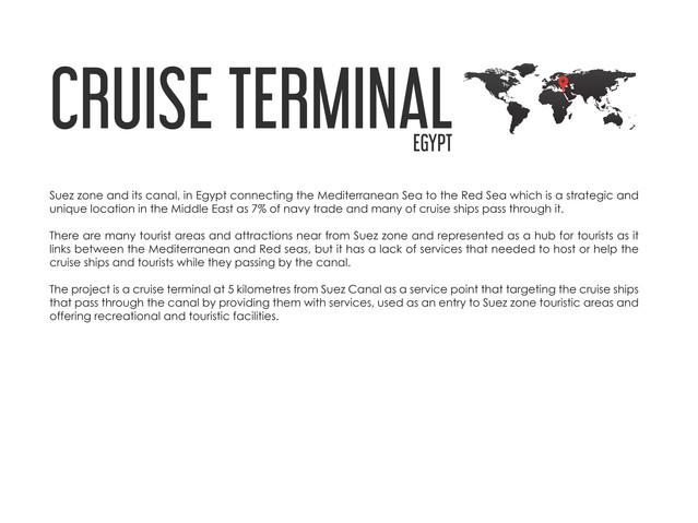 Cruise Terminal Egypt