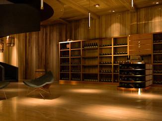 Wine Tasting Space