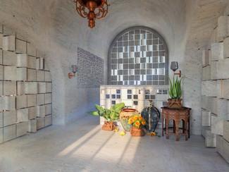 Vernacular Desert House Iran