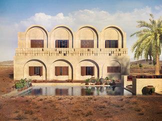 VERNACULAR DESERT HOUSE, IRAN