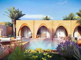 ARABIAN CHALET, KSA