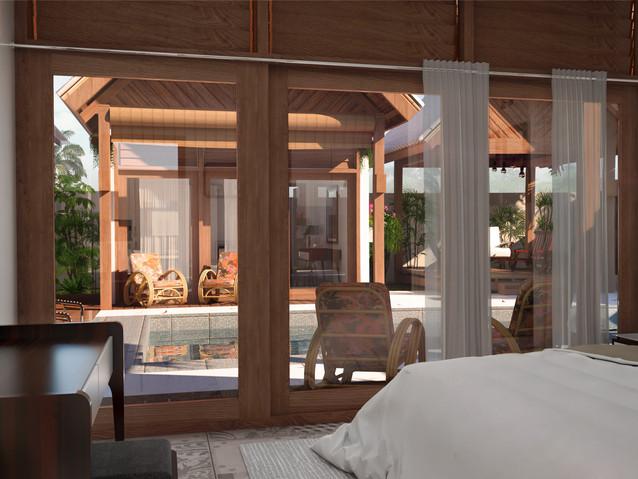 Bali guest house - Melban
