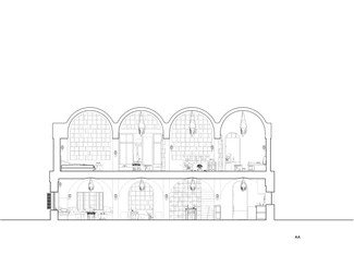 Vernacular Desert House Iran Section