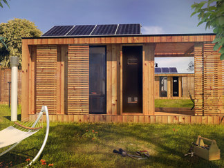 ECO TINY HOUSE, TEXAS