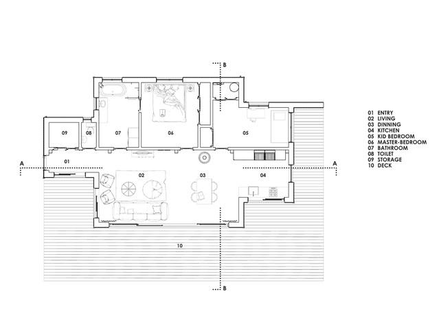 Hempcrete House Plan