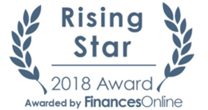 ShareDocs Enterpriser Wins the Coveted Rising Star Award 2018 from Finances Online!