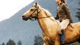 Big Benefits for Equestrians