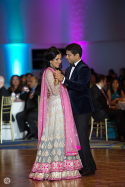 Allison & Jatin First Dance