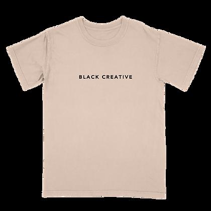 Black Creative Short Sleeve