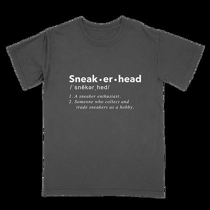 Sneakerhead Definition Tee Short Sleeve