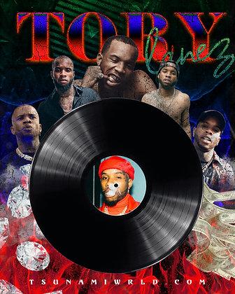 Tory Lanez Vinyl Poster