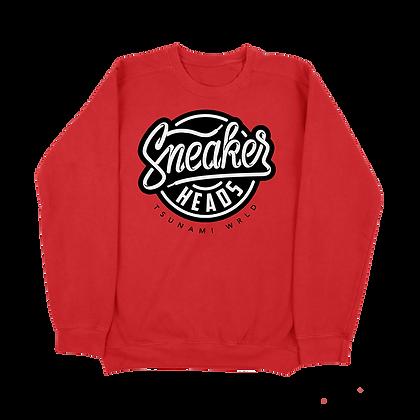 Sneakerhead Logo Crewneck
