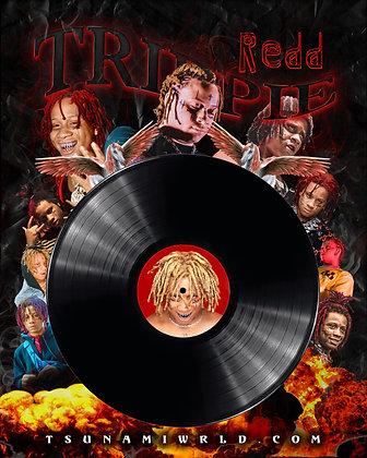 Trippie Redd Vinyl Poster