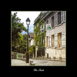 Rue Saules