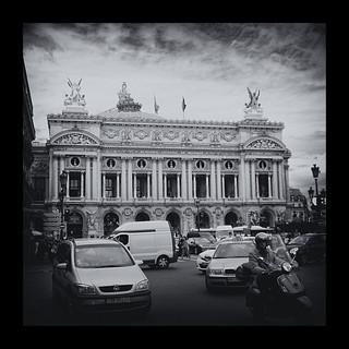 Place de l`Opéra