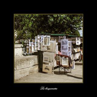 Les bouquinistes de Paris