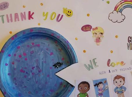 Coronavirus : Appreciate - Gratitude