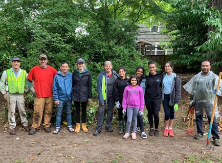Youth Board : Volunteers Clean Park Initiative