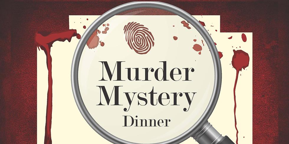 Murder Mystery - Dinner Theater