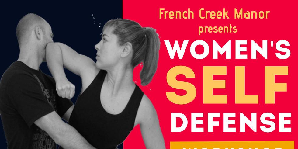 Women's Basic Self-Defense Workshop