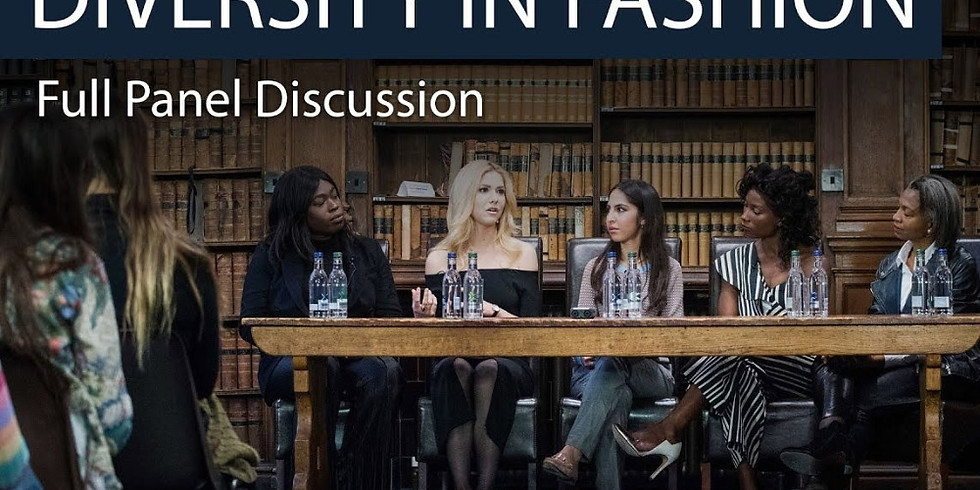 Online Panel Discussion - Equity in Fashion