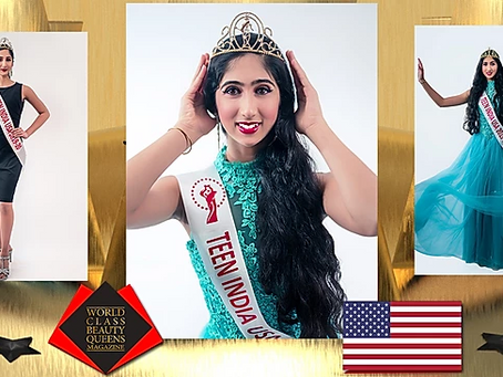 Interview with Sidhya Ganesh - Miss Teen India USA 2020