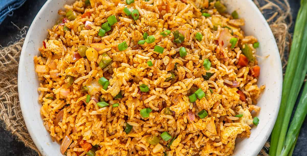 EGG DOUBLE Fried Rice