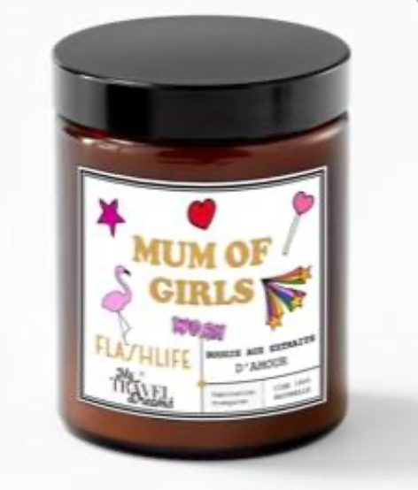 Mum of girls