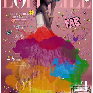 Lofficiel Azerbaijan Cover