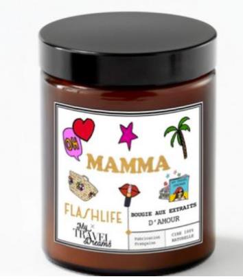 Flashlife Mamma candle