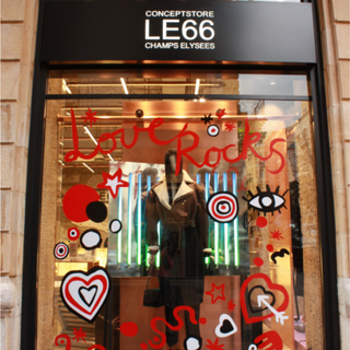 Le66 Concept store in Beirut