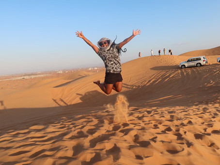 This Solo Traveler Spent 2 Weeks in Dubai for NYE 2020!