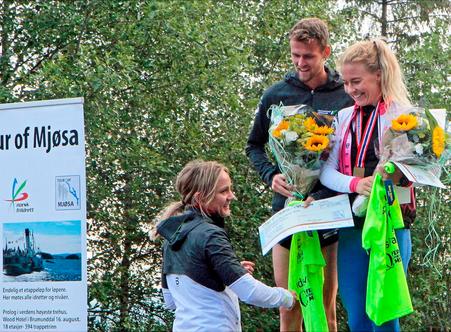 Førsteutgave av Tour of Mjøsa ble suksess