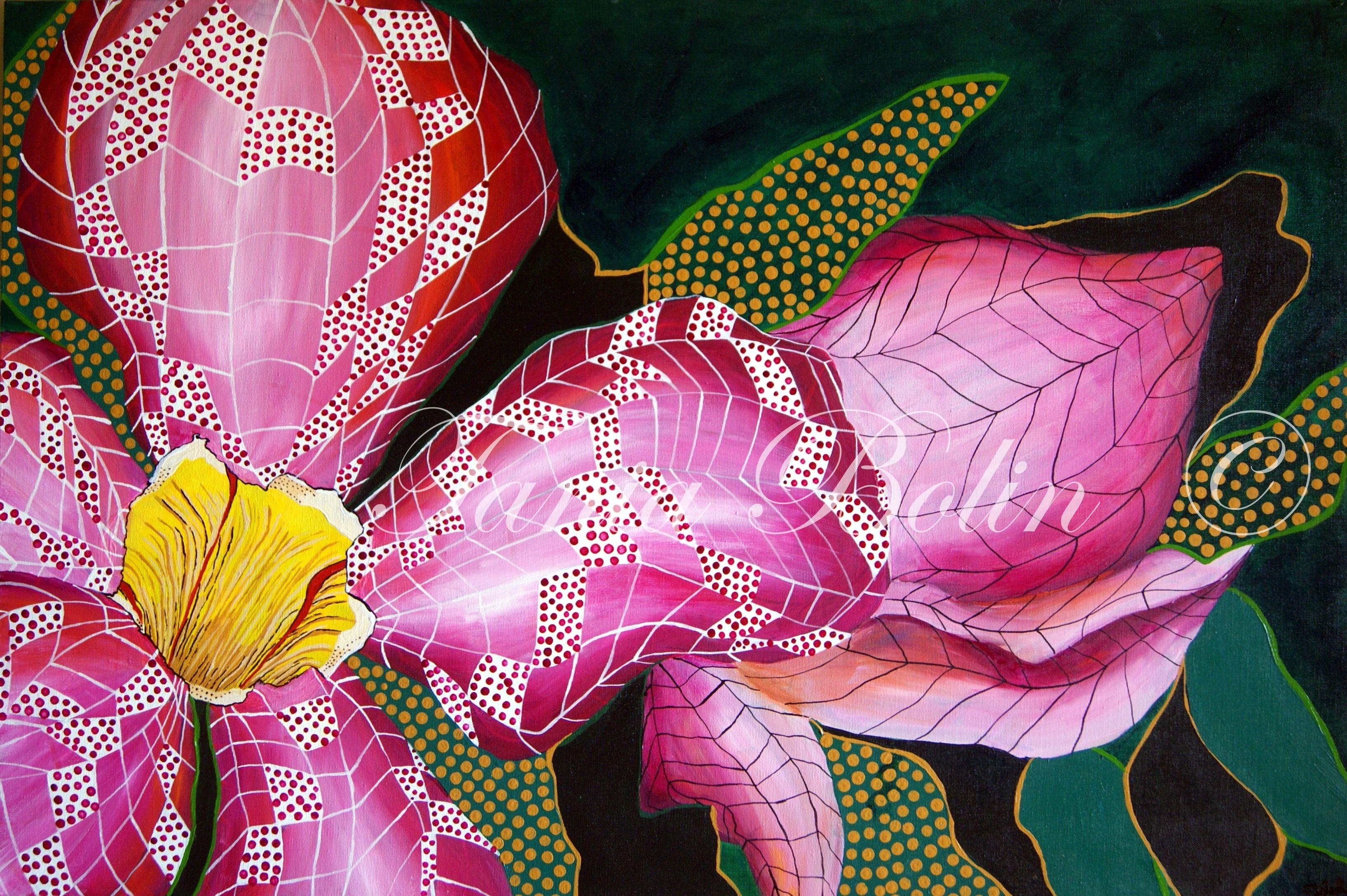 Flora Speckle