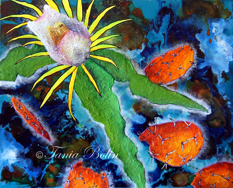 Flora Desierta
