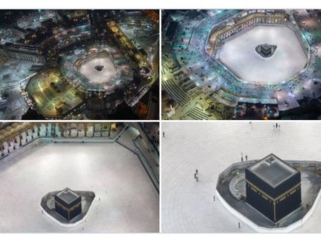 تحليل سلوك الحشود باستخدام خريطة سناب: دراسة أولية على المسجد الحرام بمكة المكرمة