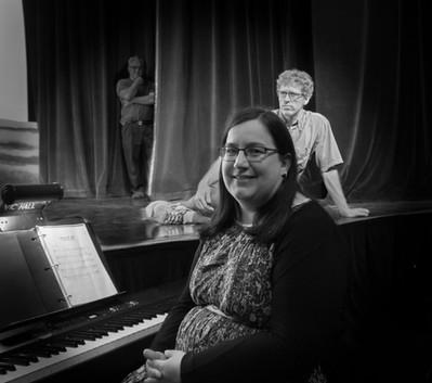 Pianist and Set Designer