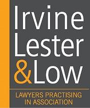 Irvine Lester & Low - Vertical Grey back
